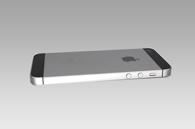 Apple iPhone SE 2 2017 Concept Design Photos