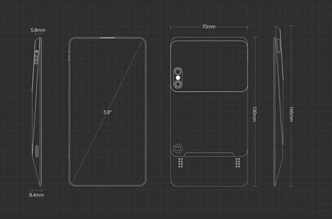 Google Pixel Zero Concept Design Photos