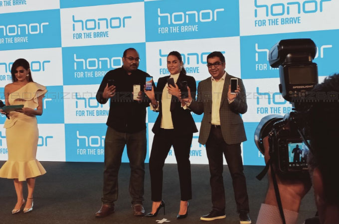 Honor 7A and 7C Event Photos