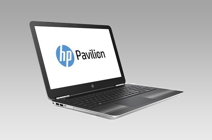 HP AU Notebook (au117tx) Photos