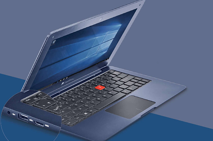 iBall CompBook Merit G9 Photos