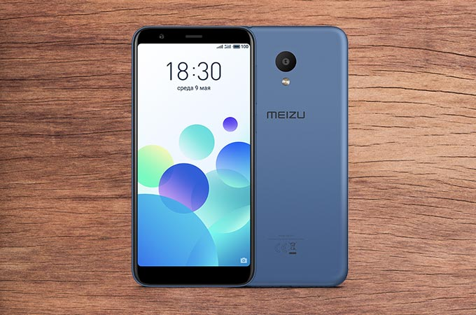 Meizu M8c Photos