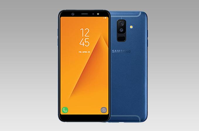 Samsung Galaxy a6 review Photos