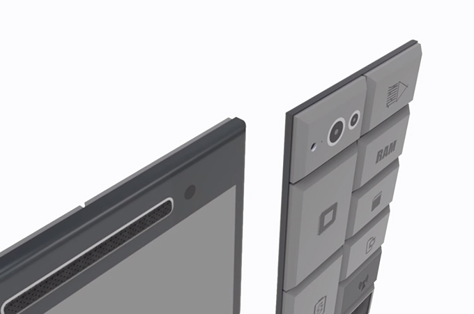 Samsung ThinkPhone Concept Design Photos