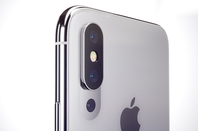 Triple Lens iPhone Leaked Photos