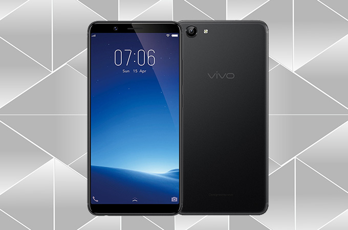Vivo Y71 Photos