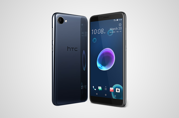 HTC Desire 12 Photos