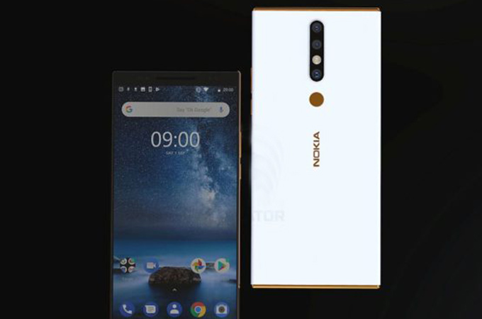 Nokia 9x Concept Design Photos