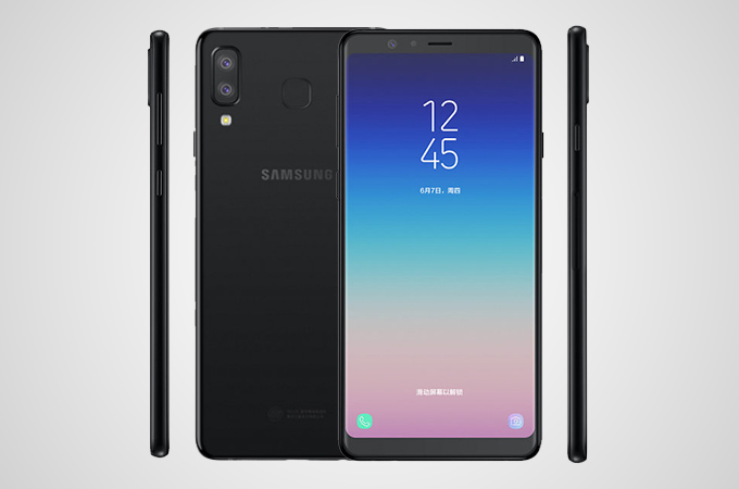 Samsung Galaxy A9 Star Images Hd Photo Gallery Of Samsung Galaxy