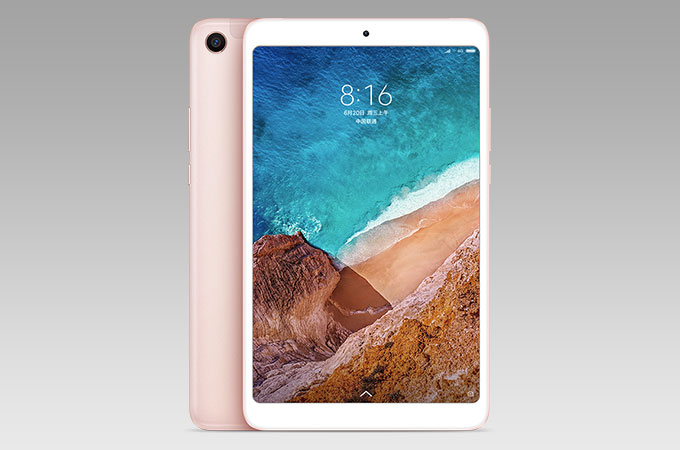 Xiaomi Mi Pad 4 Photos