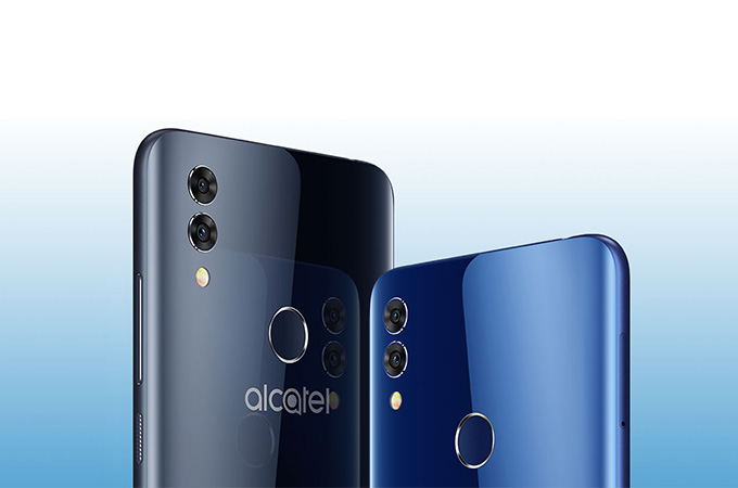 Alcatel 5V Photos