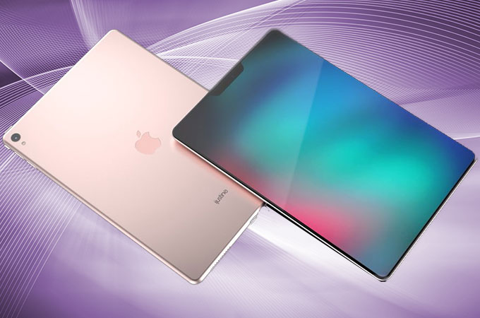 Apple iPad X Concept Design Photos