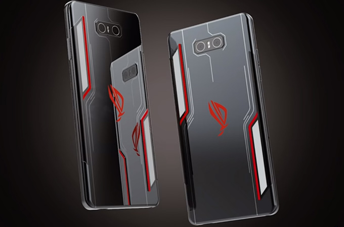 ASUS ROG Phone 2.0 Concept Design Photos