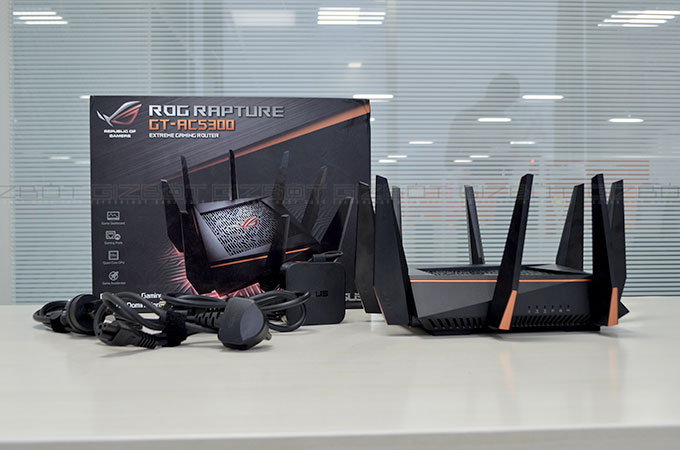Asus ROG Rapture GT-AC5300 Photos