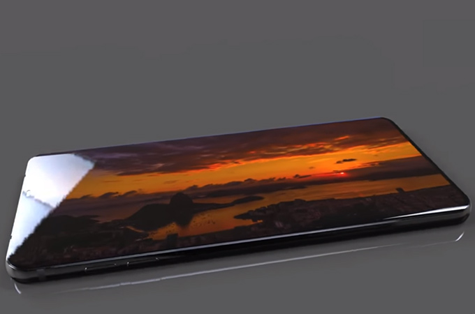 LG V40 Concept Design Photos
