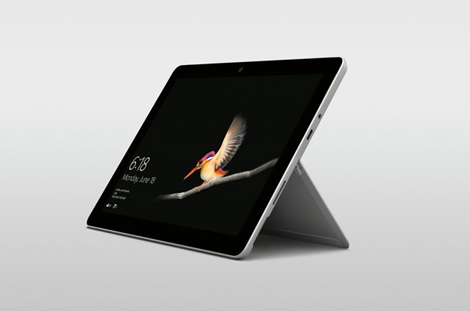 Microsoft Surface Go Photos