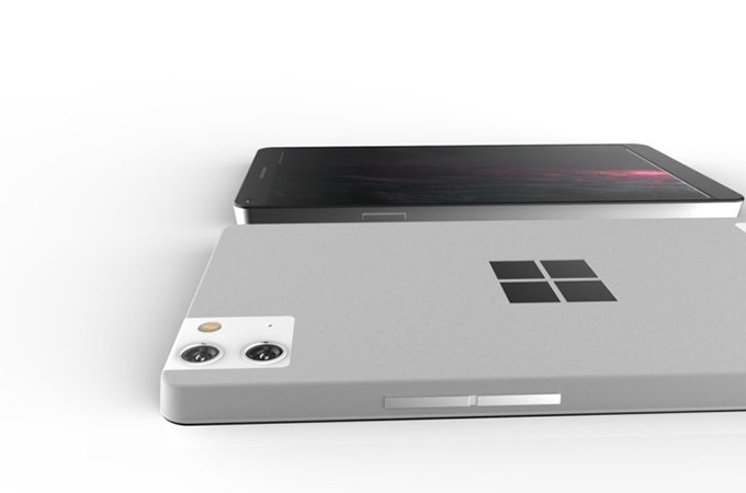 Microsoft Surface Phone Concept Design Photos