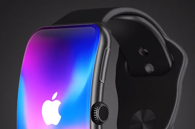 Apple Watch Series 4 (2019 Edition) Concept Design Photos