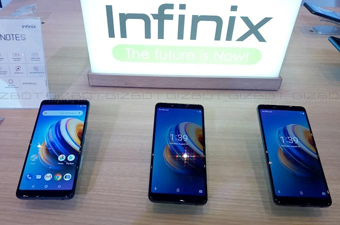 Infinix Note 5 Event  Photos