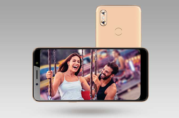 Itel A62 Photos