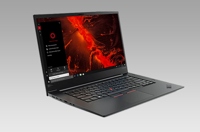 Lenovo ThinkPad X1 Extreme Photos