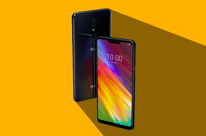 Image result for LG G7 Fit pic