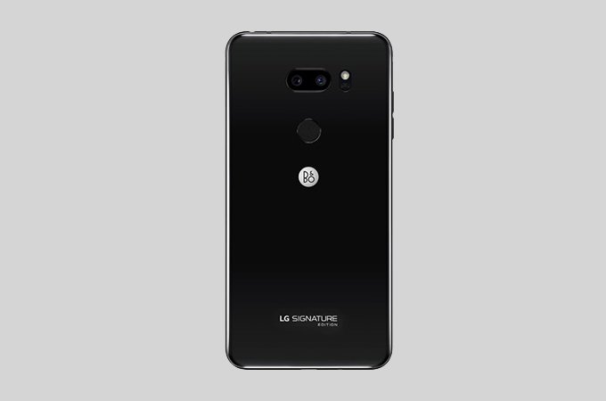 LG Signature Edition 2018 Photos