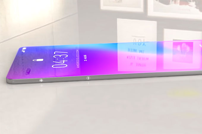 Samsung Flex Concept Design Photos