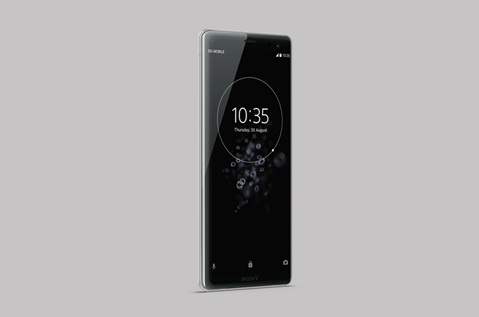 Sony Xperia XZ3 Photos