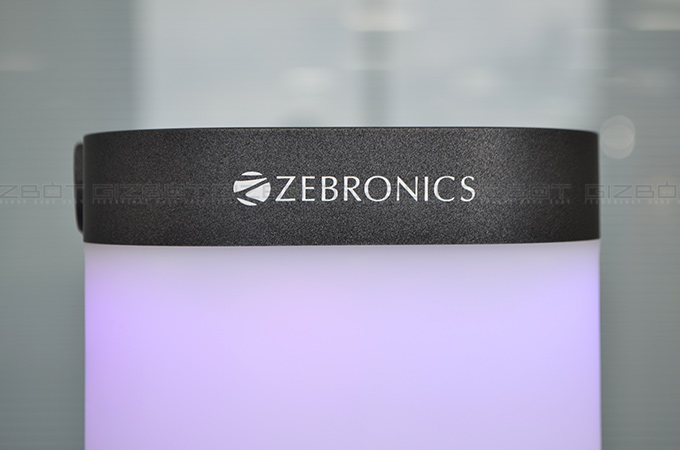 Zebronics ZEB-Prism Bluetooth speaker Review Photos