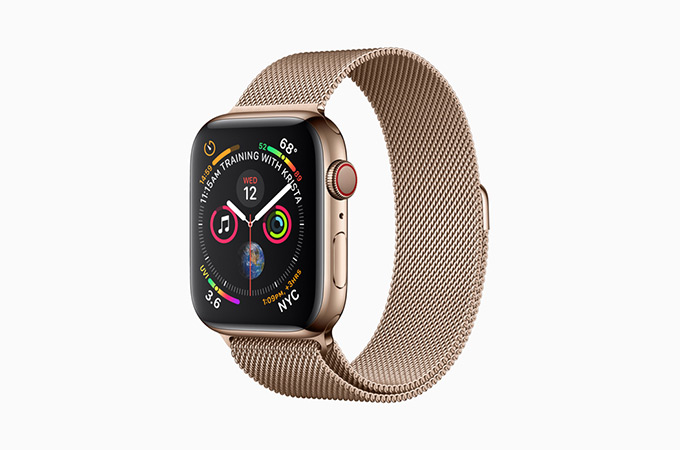 Apple Watch Series 4 Photos