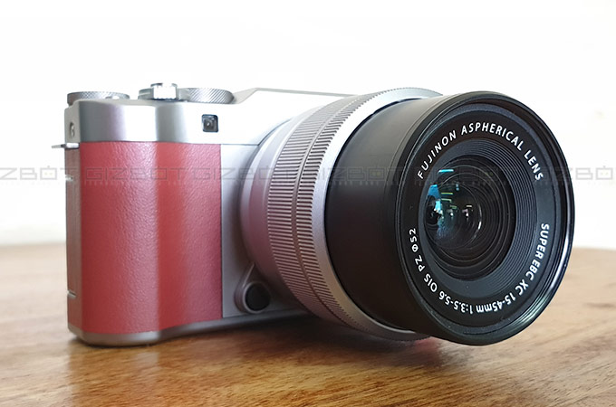 Fujifilm X-A5 Review Photos
