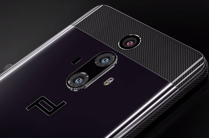 Huawei Mate RS Turbo Concept Design Photos
