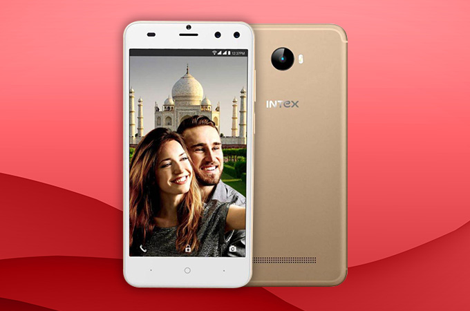 Intex STAARi 11 Photos