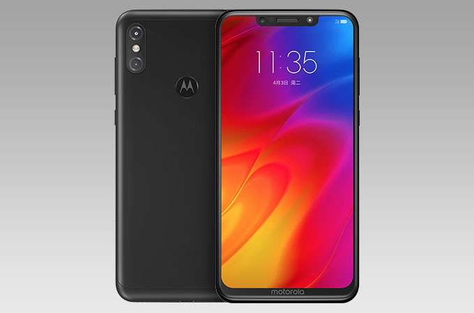 Motorola P30 Note Photos