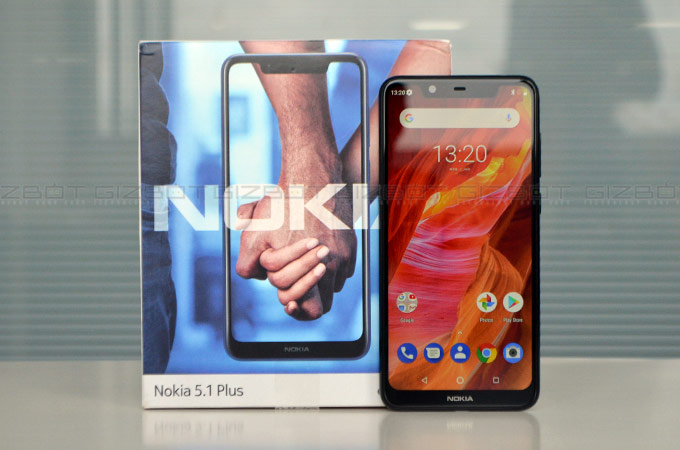 Nokia 5.1 Plus First Impression Photos