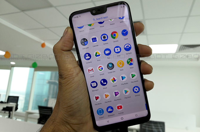 Nokia 6.1 Plus First Impression Photos