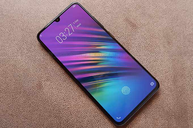 Vivo V11 Pro First Impression Images Hd Photo Gallery Of Vivo V11