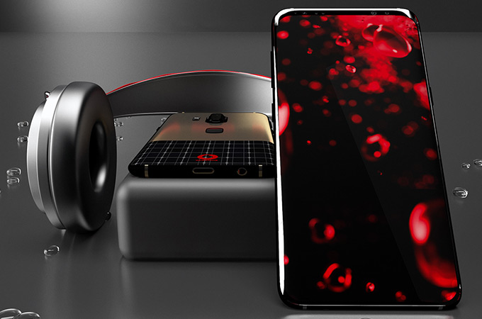 Vodafone P9 Concept Phone Design Photos