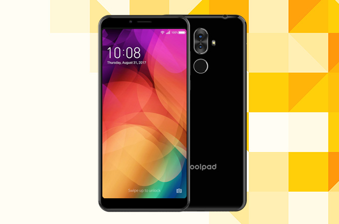 Coolpad Note 8 Photos