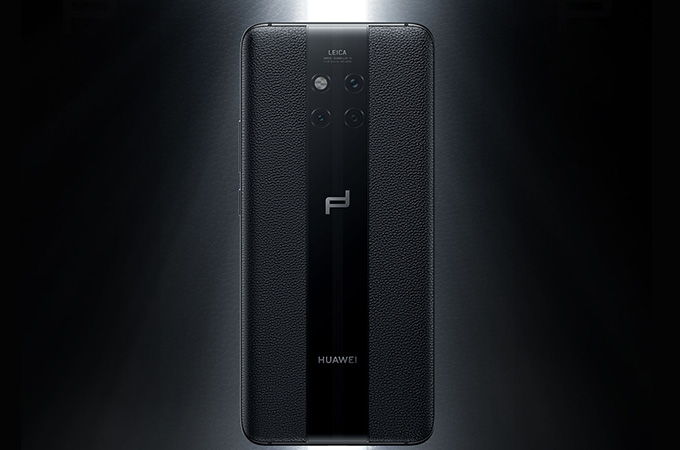 Huawei Mate 20 RS Porsche Design Photos
