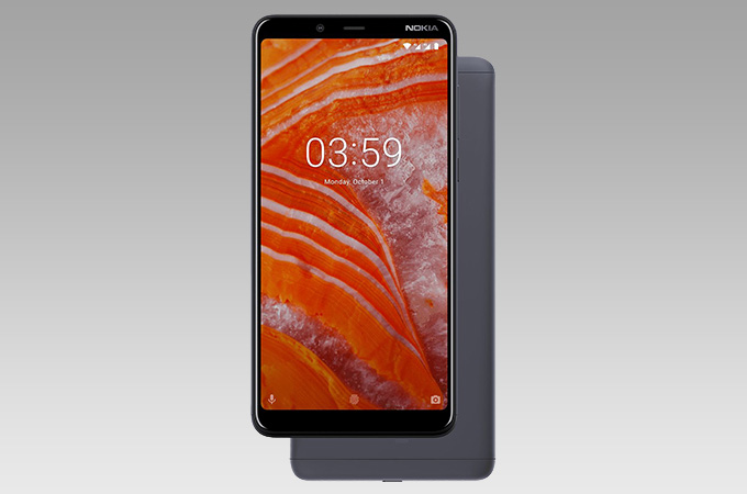 Nokia 3.1 Plus Photos