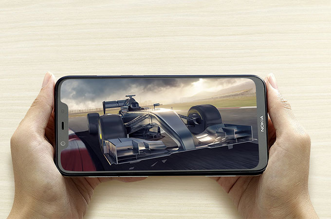 Nokia X7 Photos