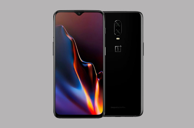Oneplus 6T Leaked  Photos