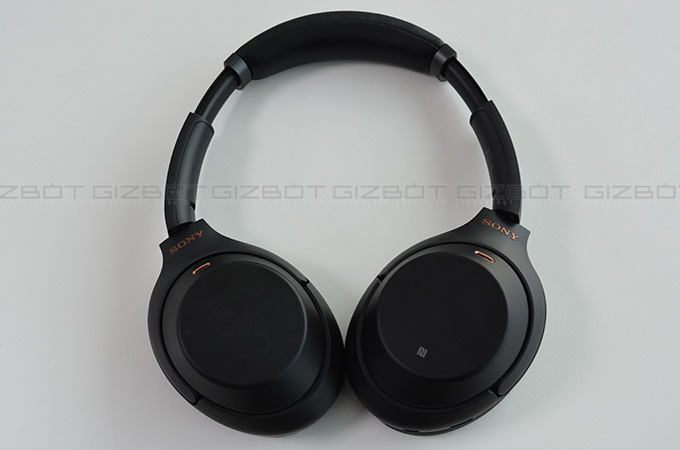 Sony WH-1000MX3 Wireless Review Photos