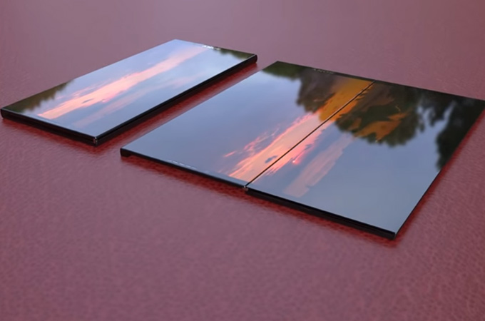 Sony Xperia Slide Concept Deisgn Photos