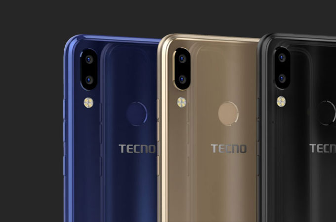Tecno Camon i2 Photos
