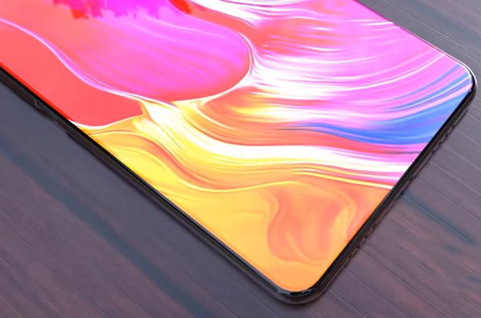 Xiaomi Mi Mix Flex Concept Design Photos