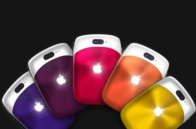 Apple iPhone XL Concept Design Photos