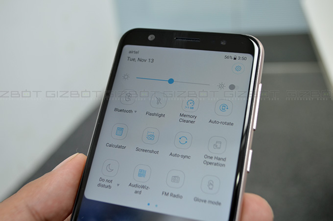 Asus ZenFone Max M1 First Impression Photos
